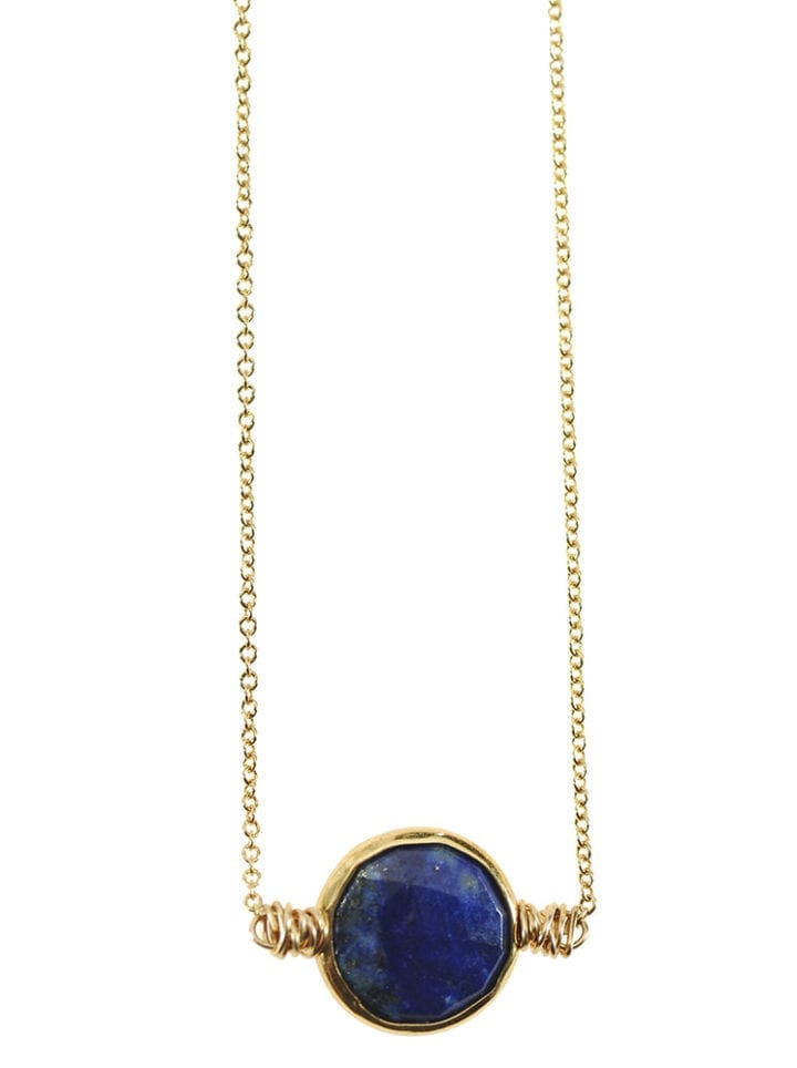 Lapis Deli Necklace