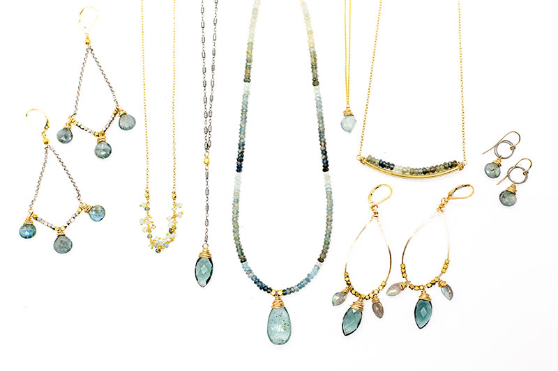 MOSS AQUAMARINE COLLECTION